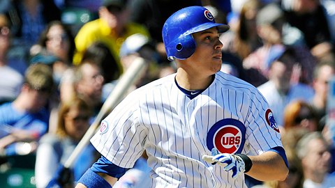 PCL MVP Bryan LaHair set the Iowa Cubs team record with 38 home runs.