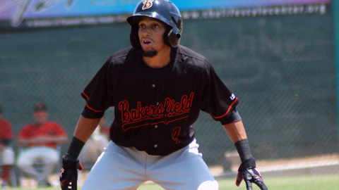 Billy Hamilton has 245 stolen bases over four Minor League seasons.